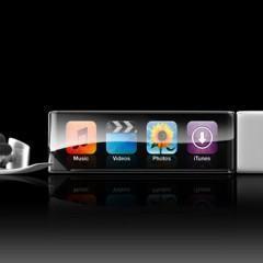 Um Conceito para um iPod Touch em Forma de Baton