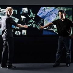 Interactive Media Wall de Jeff Han Já Está à Venda!