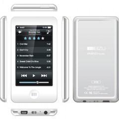 Meizu Mini Player M7, o Clone do iPod Touch