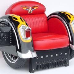 A Cadeira Motocicleta