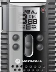 Novos Walkie Talkies da Motorola