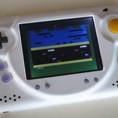 Multari, Um Mod Portátil do Atari 2600!