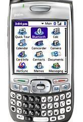 Palm lança o Treo 700p