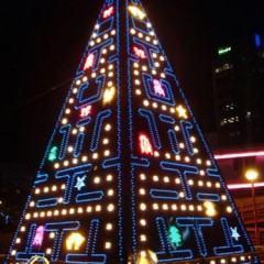 Pac-Man Tree, A Árvore de Natal Mais Geek do Mundo!