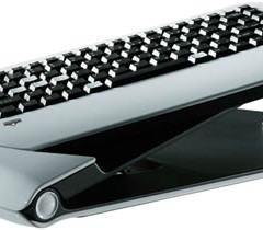 Phantom Lapboard, Um Teclado Wi-Fi com Mouse Pad