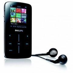Philips SA9345, Um MP3 player com 4 GB