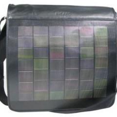 Solar Bag Recarrega Seus Gadgets Mesmo Dentro de Casa