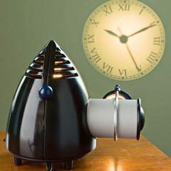 Projection Clock, o relógio retrô do futuro