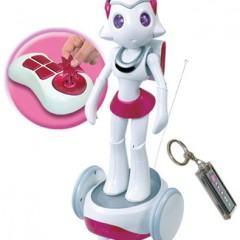 Sakura, Uma Robô Para Meninas!