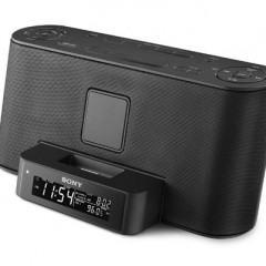 Sony Apresenta Rádio e Boombox para o iPod
