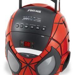 O Boombox do Homem Aranha!