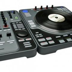 Toca-Discos e Mixer Virtual da Stanton para DJs Digitais!