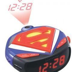 O Rádio Relógio do Superman
