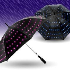 Brilhando na Chuva com o Guarda-Chuva Twilight