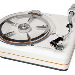 Vestax Guber CM-02: Toca-Discos com USB e Muito Estilo