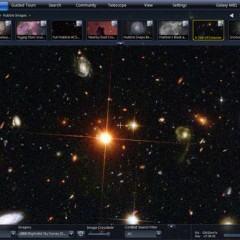 WorldWide Telescope, O Universo ao Seu Alcance