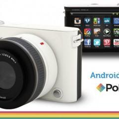 Câmera Polaroid com Android 4.1 Jelly Bean