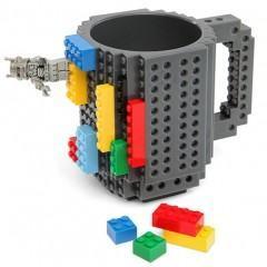 Build-On Brick Mug, uma caneca perfeita para maníacos por café e LEGO