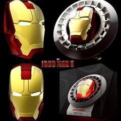 Mouse Iron Man 3 Mark XIII