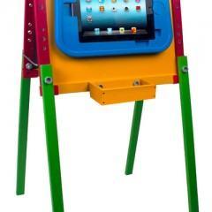 Moldura de desenhos para iPad vai fazer sucesso com as crianças