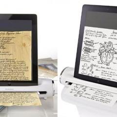 iConvert, um scanner para o seu iPad!