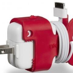 Organize o cabo de energia do seu iPhone ou iPad com os CableKeeps Nibbles e Gulp