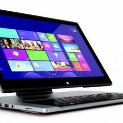 Acer Aspire R7, Um Notebook Que Foge do Tradicional