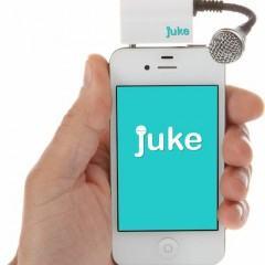 Juke transforma seu iPhone em um Karaokê