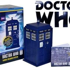 Doctor Who TARDIS Caixa de Som Bluetooth