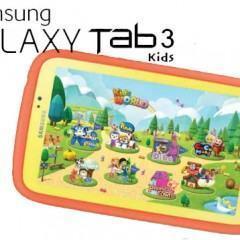 Tablet Samsung para Crianças: Galaxy Tab 3 Kids