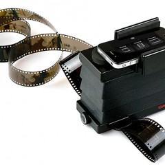 Gadget Transforma Negativos 35mm em Fotos Digitais Usando o Smartphone