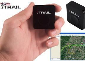 iTrail – Mini Localizador GPS Portátil