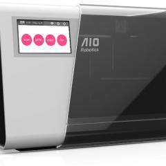 Zeus, uma multifuncional que é impressora e scanner 3D!