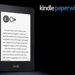 Kindle PaperWhite Modelo 2013