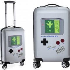 Mala Game Boy para Viajantes Geeks!