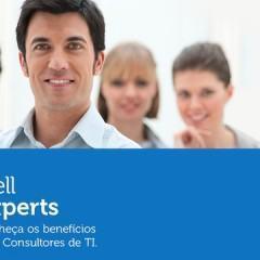 Dell Experts para consultores de TI: Faça cursos e ganhe prêmios com o programa de vantagens