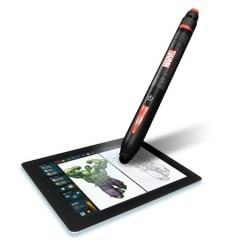 Marvel Creativity Studio Stylus, uma caneta super poderosa para o seu iPad
