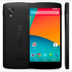 Nexus 5 dá novamente as caras, e agora de forma oficial, na Play Store!