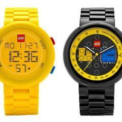 Relógios LEGO, agora também para adultos!