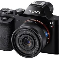 Sony Alpha 7 e Alpha 7R: As primeiras câmeras full-frame sem espelhos do mundo!