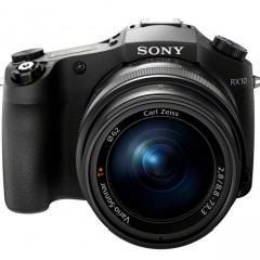 Sony Cybershot RX10 com NFC, Wi-Fi, lente Carl Zeiss F2.8 e zoom óptico de 8.3x