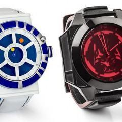 A Força está com estes relógios de pulso Star Wars