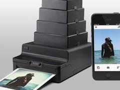 Instant Lab imprime as fotos do seu iPhone em papel fotográfico