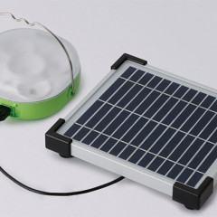 Lanterna solar LED da Panasonic pode fazer a diferença na vida de quem não tem energia elétrica