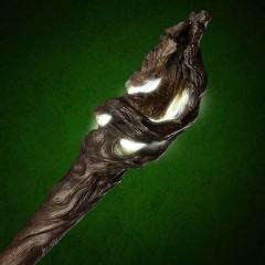 You Shall Not Pass: Uma réplica do cajado de Gandalf em O Hobbit: A Desolação de Smaug!