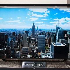 Ultra HDTV de inacreditáveis 110 polegadas da Samsung começa a ser vendida na próxima segunda