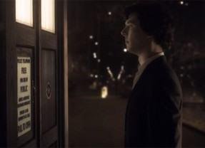 Wholock, um mashup entre Sherlock e Doctor Who