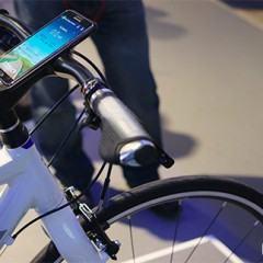 Samsung mostra bicicleta conceitual Trek com dock para Galaxy Note 3