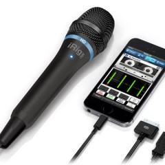 iRig Mic HD, um microfone profissional para dispositivos iOS