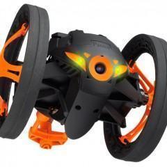 Parrot Sumo e Mini Drone: Robôs com rodas nunca foram tão divertidos!